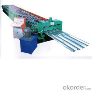 Prime Quality Decking Sheet Machine from China