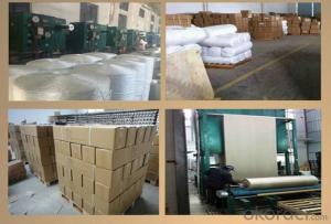 glass fiber vermiculite cloth for dust collector
