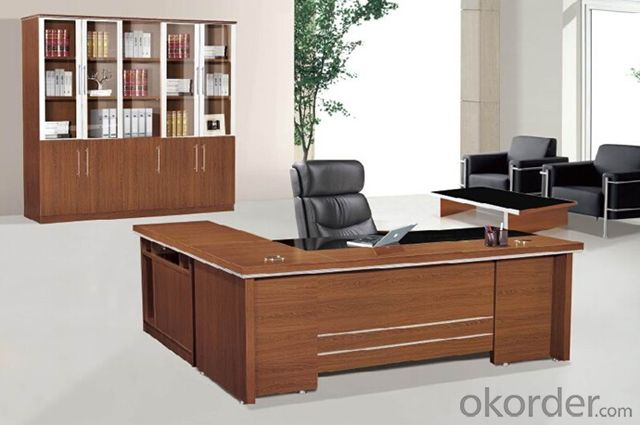 Office  Table  Office Solid Wood Furniture Desk 2015 High Quality CN805