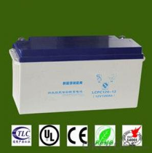 gel battery12V 150AH AGM rechargeable solar