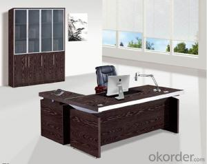 Office Desk Office Solid Wood Furniture Table 2015 High Quality CN802