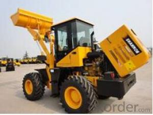 Wheel loader - 1.6 Ton Wheel Loader ZL16F