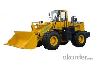 Wheel loader  -  6.0 Ton Wheel Loader 966