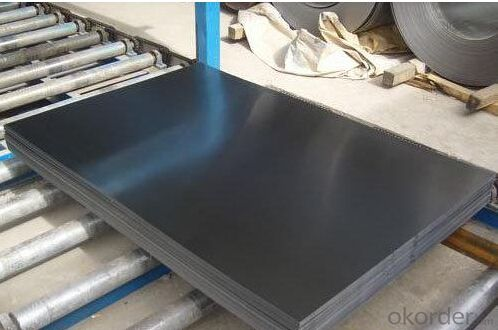 Best Quality of Cold Rolled Steel Sheet from China
