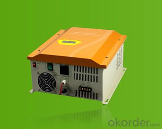 600W-Wind Solar Hybrid Controller With Inverter