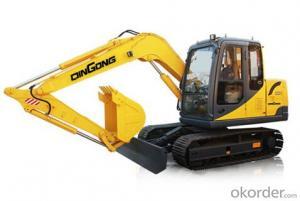 Excavator -  SC SERIES  - Excavator  - SC80.8