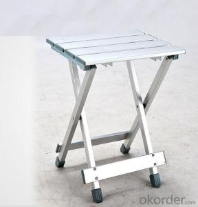 Folding Portable Aluminum Picnic Chair Garden Patio  Table