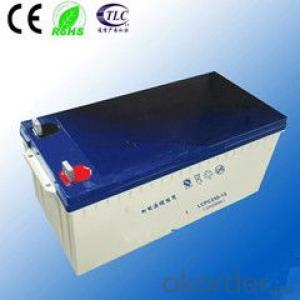 ful gel battery High quality high performance 12v 38ah