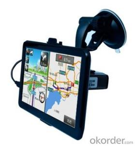 Android Car GPS Navigation Wifi gps navigator sim card and bluetooth