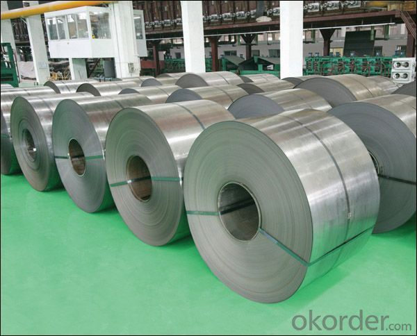 Stainless Steel Coil 201 Cold Rolled Hot Rolled Coil Narrow Coil