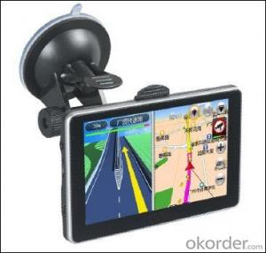 7' Android 4.2Quad Core Car GPS navigation wifi gps navigator with bluetooth