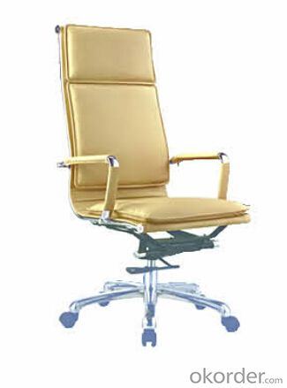 Eames ChairsGenuine /PU Leather Professional Office Chair with CE certificate CN02