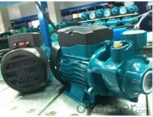 Electric Water Pump Single Stage Self-priming