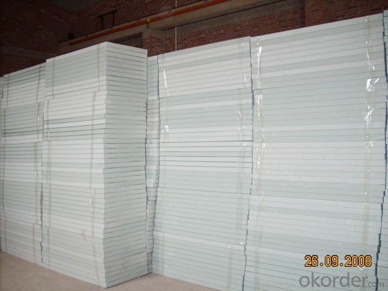 non-combustible fireproof insulating vermiculite board/panel