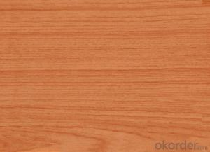 PVC Wood Grain Glossy Film for Surface of PVC Products