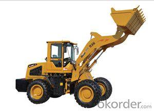 Hydraulic Payloader With Good Price and follow CE