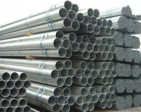 Hot Dipped Galvanized Seamless Steel Pipe API 5L