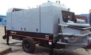 Concrete Machinery-Concrete Pump (Model:SP70.13.108D)