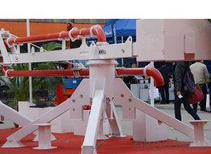 Cheap Hydraulic Concrete Placing Boom for sale