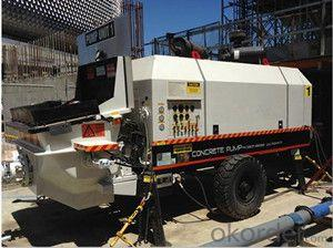 Concrete Machinery-Concrete Pump (Model:SP90.21.286D)