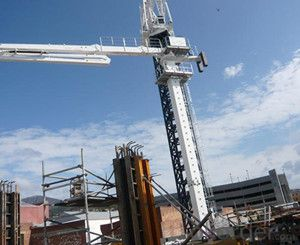 Reasonalble Price Hydraulic Concrete Placing Boom