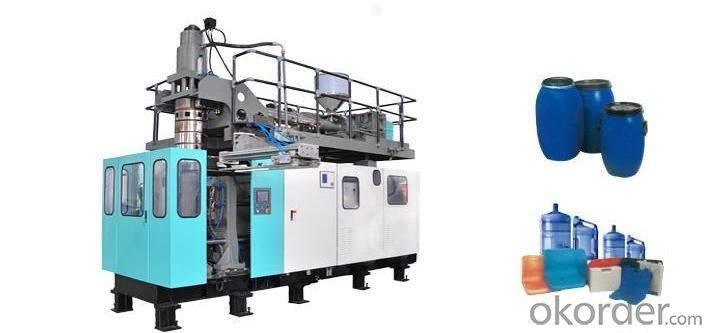 25-160L Hollow blowing machine for PE&PP CY120