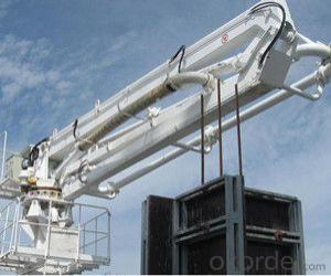 Hydraulic Concrete Placing Boom for sale
