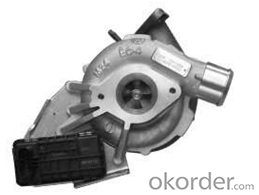 Turbocharger Electric  GT2052V 752610-5032S  Electric Turbocharger Turbo for Land-Rover 2.4 TDCI