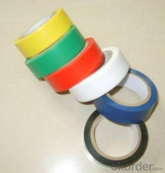 Colored PVC insultation electrical tape High Quality