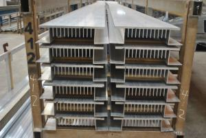 Aluminium Radiator Profiles for Industrial Use