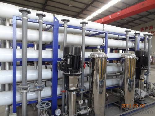 500L/H reverse osmosis drinking water treatment plant ro pure water equipment