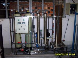 RO Water treatment equipment for cosmetic,pharmaceutical,chemical industries,food,drinking water