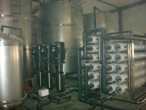 water treatment equipment/UF system for home sewage water recycling