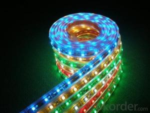 V  LIGHT SMD3528 60 LEDS PER METER  INDOOR  5 METER PER ROLL