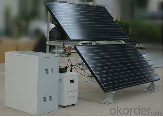 Off-Grid Power System/Solar System 2KW New