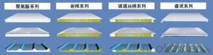 SANDWICH PANLE PRODUCITON LINE FOR CONTSTRUCTION