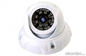HD IP Camera 3.6MM Megapixel Lens ERA-IP8124WPL