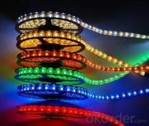Led Flexible  DC cable  SMD3528 60 LEDS PER METER INDOOR IP20