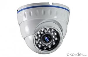 HD IP Camera 3.6MM Megapixel Lens IR Waterproof  Camera
