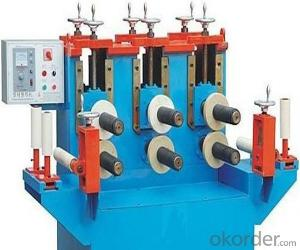 Aluminum Profile Correction Machine With High Quality