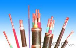 SYV solid polyethylene insulation coaxial cable of the radio