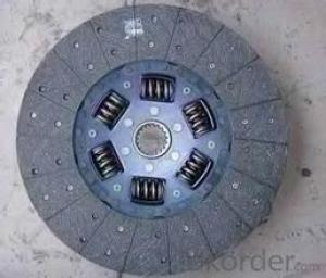 howo truck spare parts clutch disc orginal