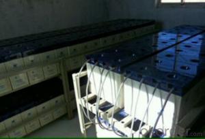 solar energy storage battery maintenance free for ups EPS 12V/48V/220V 250ah
