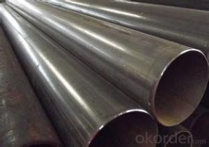large diameter  LSAW Steel Pipe with Low Carbon