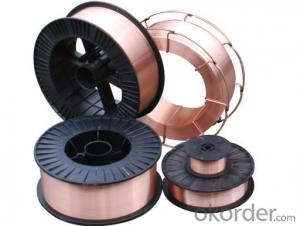 ER70S-6 Factory Direct CO2 Shielding Welding Wire High Carbon Steel Wire