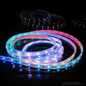 90 degree 60LEDs/m 5mm DC CABLE 335 led strip side emitting led strip with CE & RoHS