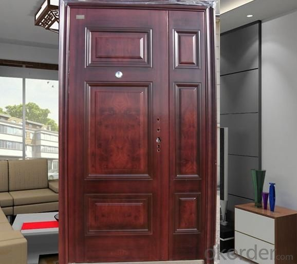 anti thef door,The standard size of 2050 * 1150mm