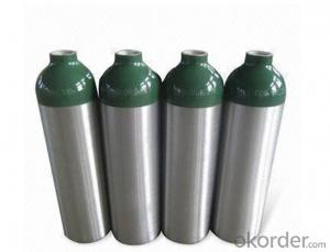 High Quality Aluminum Alloy Gas Cylinder