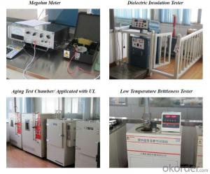 Irradiation Cross-linkable Low Smoke Zero Haogen Flame Retardant Polyolefin Compound
