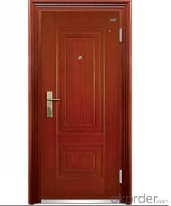 anti thief door,The door leaf thickness 6.7CM